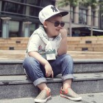 Nhóc tì 4 tuổi Việt gây sốt với loạt style sành điệu, thời thượng